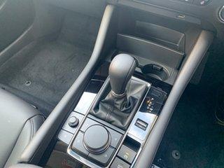 2020 Mazda 3 BP2SLA G25 SKYACTIV-Drive GT Snowflake White 6 Speed Sports Automatic Sedan
