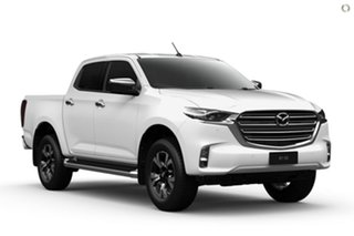 2020 Mazda BT-50 TFS40J GT White 6 Speed Sports Automatic Utility.