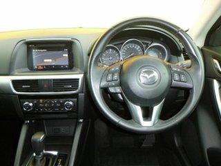 2016 Mazda CX-5 KE1072 Maxx SKYACTIV-Drive FWD Sport Red 6 Speed Sports Automatic Wagon