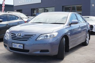 2007 Toyota Camry ACV40R Altise Silver 5 Speed Automatic Sedan