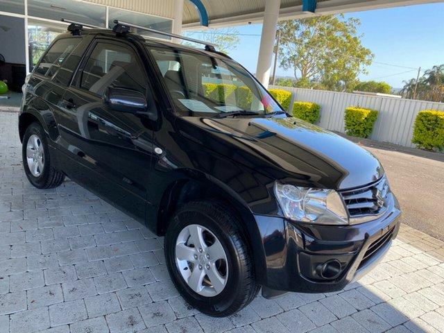Used Suzuki Grand Vitara Navigator Taree, 2015 Suzuki Grand Vitara Navigator Black Manual Hardtop