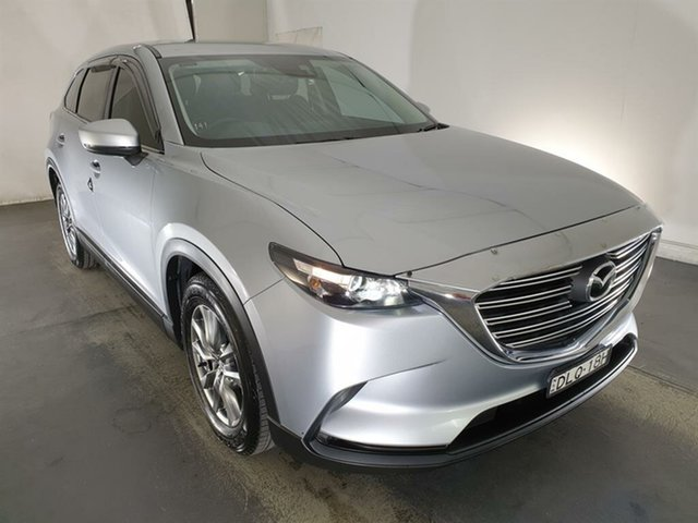 Used Mazda CX-9 TC Touring SKYACTIV-Drive Maryville, 2016 Mazda CX-9 TC Touring SKYACTIV-Drive Silver 6 Speed Sports Automatic Wagon
