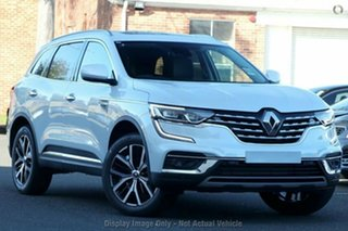 2020 Renault Koleos HZG MY20 Intens X-tronic White Solid 1 Speed Constant Variable Wagon.