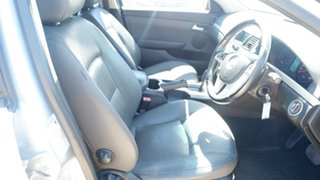 2008 Holden Commodore VE MY09 Omega Silver 4 Speed Automatic Sedan