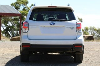 2017 Subaru Forester S4 MY18 2.0D-L CVT AWD White 7 Speed Constant Variable Wagon