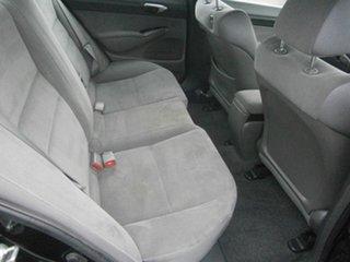 2006 Honda Civic 8th Gen VTi Black 5 Speed Automatic Sedan