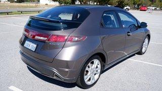 2010 Honda Civic 8th Gen MY09 SI Grey 5 Speed Automatic Hatchback