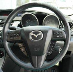 2010 Mazda 3 BL10F1 MY10 Neo Silver 6 Speed Manual Sedan