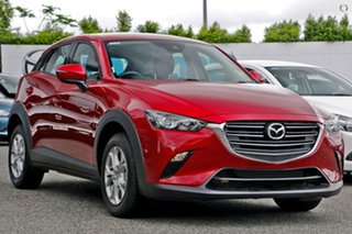 2020 Mazda CX-3 DK2W7A Maxx SKYACTIV-Drive FWD Sport Red 6 Speed Sports Automatic Wagon.