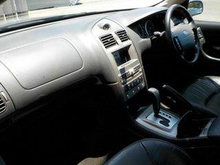2003 Ford Fairlane BA G220 Blue 4 Speed Sports Automatic Sedan