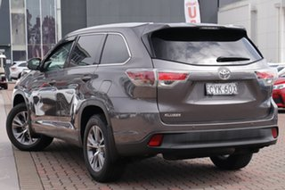 2015 Toyota Kluger GSU50R GXL 2WD Grey 6 Speed Sports Automatic SUV.