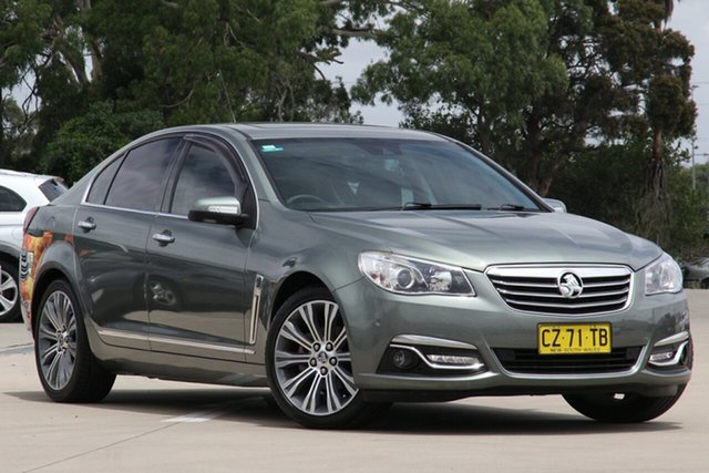 Used Holden Calais VF V Chullora, 2013 Holden Calais VF V Grey 6 Speed Automatic Sedan