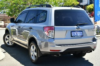 2010 Subaru Forester S3 MY10 X AWD Luxury Silver 5 Speed Manual Wagon.