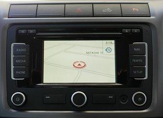 2015 Volkswagen Amarok 2H MY16 TDI420 4Motion Perm Highline White 8 Speed Automatic Utility