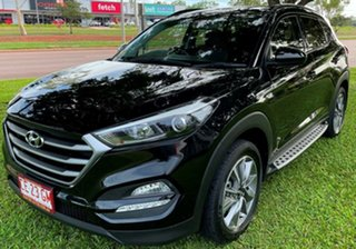 2017 Hyundai Tucson TL MY17 Active X 2WD Black 6 Speed Sports Automatic Wagon