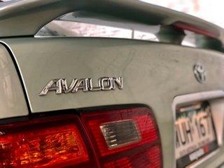 2003 Toyota Avalon MCX10R Mark II Advantage Limited Edition Conquest Silver 4 Speed Automatic Sedan
