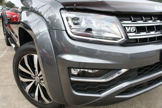 2017 Volkswagen Amarok 2H MY17 V6 TDI 550 Ultimate Graphite 8 Speed Automatic Dual Cab Utility.