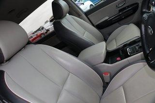 2015 Kia Carnival YP MY15 SLi Charcoal 6 Speed Sports Automatic Wagon