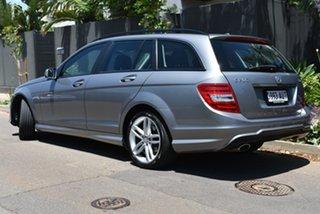 2012 Mercedes-Benz C-Class W204 MY13 C200 CDI BlueEFFICIENCY Estate 7G-Tronic + Grey 7 Speed.