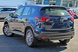 2016 Mazda CX-5 KE1072 Maxx SKYACTIV-Drive Sport Blue 6 Speed Sports Automatic Wagon.