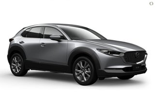 2020 Mazda CX-30 DM2WLA G25 SKYACTIV-Drive Touring Silver 6 Speed Sports Automatic Wagon.