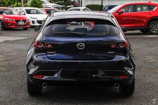 2020 Mazda 3 BP2H7A G20 SKYACTIV-Drive Evolve Blue 6 Speed Sports Automatic Hatchback.