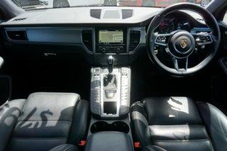 2015 Porsche Macan 95B MY15 Turbo PDK AWD Black 7 Speed Sports Automatic Dual Clutch Wagon
