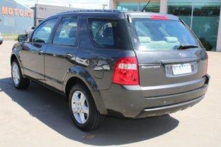 2008 Ford Territory SY MY07 Upgrade TS (RWD) Grey 4 Speed Auto Seq Sportshift Wagon