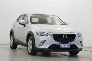 2016 Mazda CX-3 DK2W7A Maxx SKYACTIV-Drive Cream 6 Speed Sports Automatic Wagon