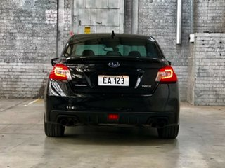 2016 Subaru WRX V1 MY16 Premium Lineartronic AWD Black 8 Speed Constant Variable Sedan
