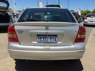 2005 Holden Astra TS Classic Silver 4 Speed Automatic Hatchback
