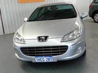 2011 Peugeot 407 Series II ST HDi Silver 6 Speed Sports Automatic Sedan.