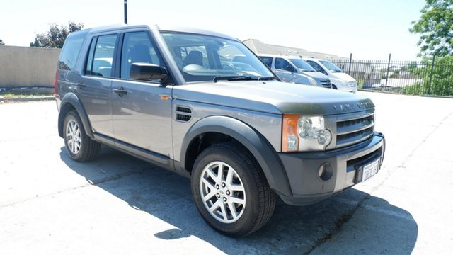 Used Land Rover Discovery 3 SE St James, 2007 Land Rover Discovery 3 SE Grey 6 Speed Sports Automatic Wagon