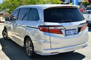 2019 Honda Odyssey RC MY20 VTi-L Silver 7 Speed Constant Variable Wagon.