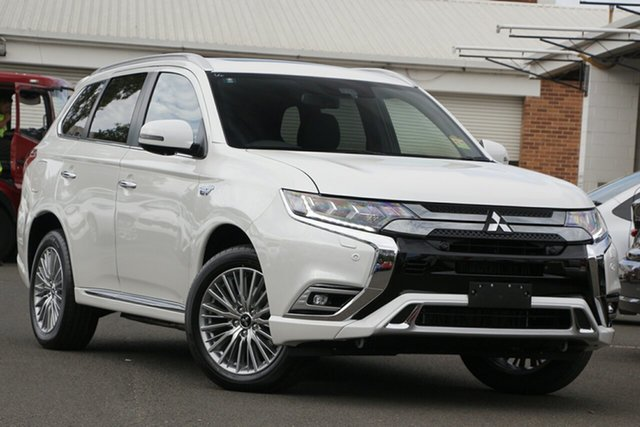 New Mitsubishi Outlander ZL MY21 PHEV AWD Exceed Aspley, 2021 Mitsubishi Outlander ZL MY21 PHEV AWD Exceed Starlight 1 Speed Automatic Wagon