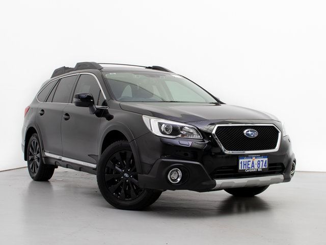 Used Subaru Outback MY17 3.6R AWD, 2017 Subaru Outback MY17 3.6R AWD Black Continuous Variable Wagon