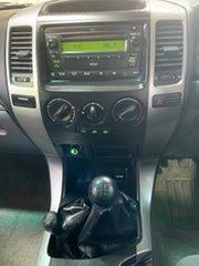 2008 Toyota Landcruiser Prado KDJ120R 07 Upgrade GX (4x4) White 6 Speed Manual Wagon