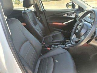 2017 Mazda CX-3 DK4WSA sTouring SKYACTIV-Drive i-ACTIV AWD White 6 Speed Sports Automatic Wagon