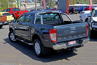 2014 Ford Ranger PX XLT Double Cab Grey 6 Speed Sports Automatic Utility.