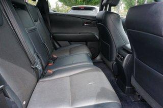 2015 Lexus RX GYL25R RX450h F Sport Grey 6 Speed Constant Variable Wagon