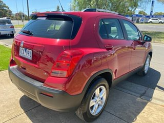 2014 Holden Trax TJ MY15 LS Red 6 Speed Automatic Wagon