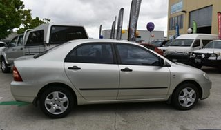 2006 Toyota Corolla ZZE122R Ascent Silver 5 Speed Manual Sedan