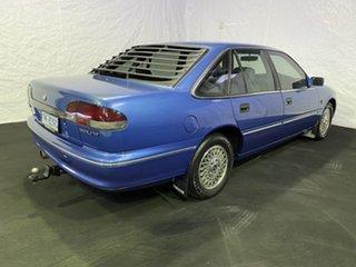 1995 Holden Commodore VR II Berlina Torquay Blue/velour 4 Speed Automatic Sedan