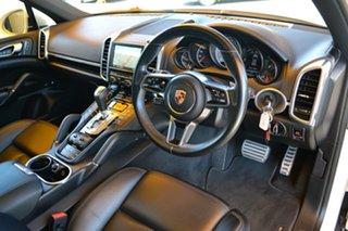 2015 Porsche Cayenne 92A MY15 S Tiptronic Diesel White 8 Speed Sports Automatic Wagon.
