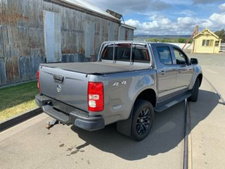 2016 Holden Colorado RG MY17 LT Pickup Crew Cab Grey 6 Speed Sports Automatic Utility