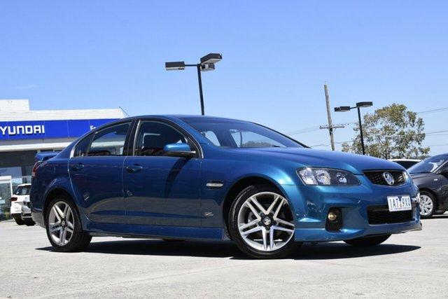 Used Holden Commodore VE II MY12.5 SV6 Z Series Ferntree Gully, 2013 Holden Commodore VE II MY12.5 SV6 Z Series Green 6 Speed Sports Automatic Sedan