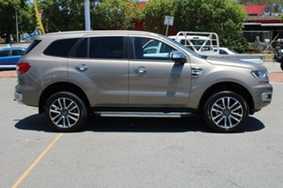 2019 Ford Everest UA II 2020.25MY Titanium Silver 10 Speed Sports Automatic SUV