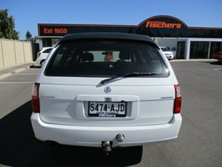 2006 Holden Commodore VZ MY06 Executive White 4 Speed Automatic Wagon