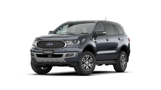 2020 Ford Everest UA II 2021.25MY Trend Meteor Grey 6 Speed Sports Automatic SUV.