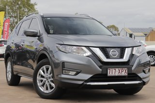 2017 Nissan X-Trail T32 Series II ST-L X-tronic 2WD Gun Metallic 7 Speed Constant Variable Wagon.